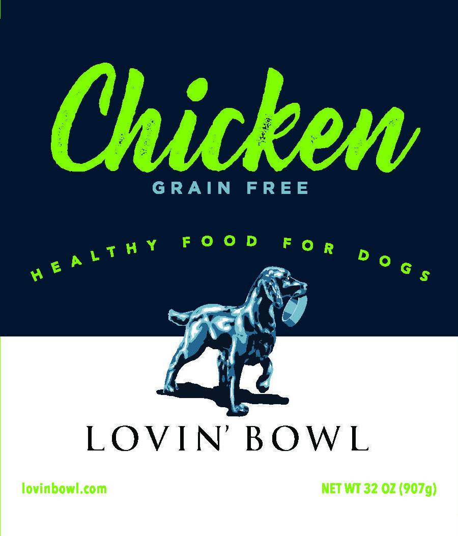Chicken - Grain Free